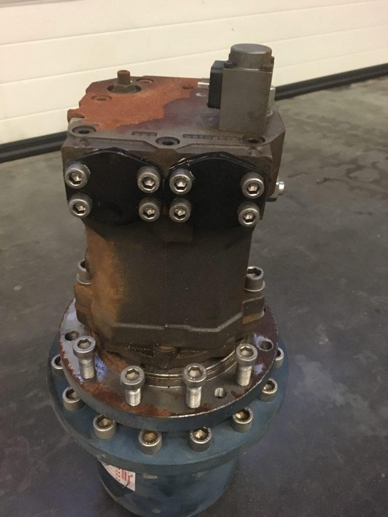 Plunjer motoren