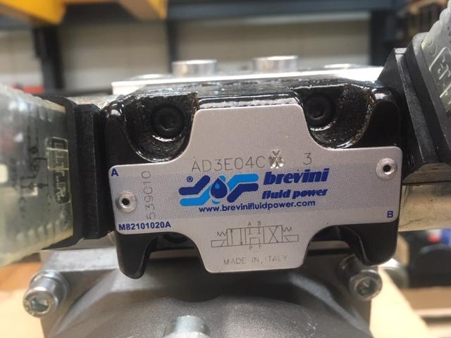Compact unit's 230V